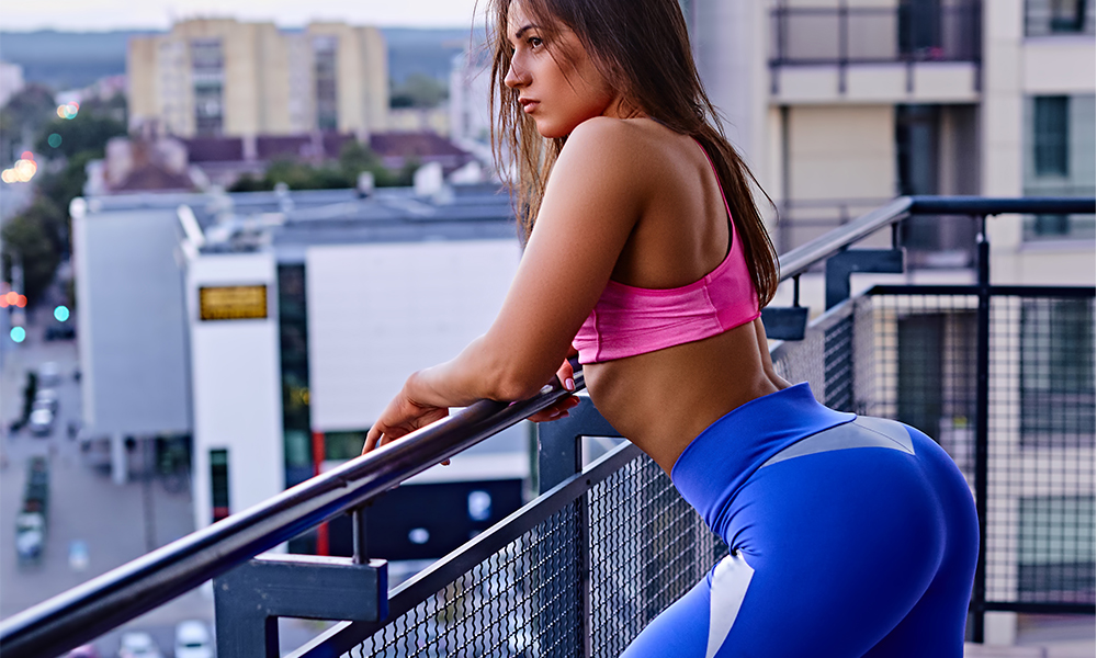 Glute Workout The Best 7 Exercises To Build The Perfect Booty Bodybulk